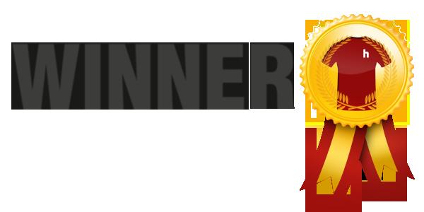 Heelbook Winner Award