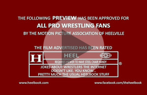Heel Trailer - Rumble 2014 2