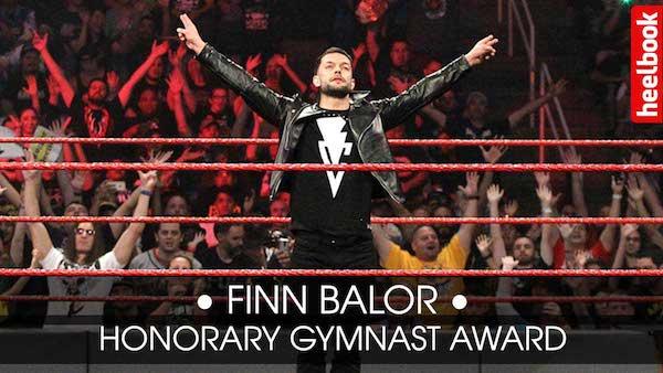WWE Payback 2017 - Finn Award