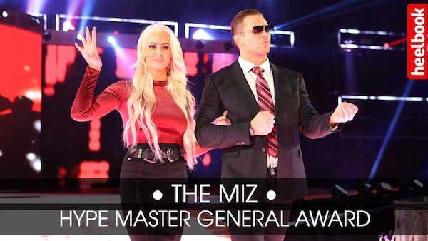 WWE Payback 2017 - Miz Award