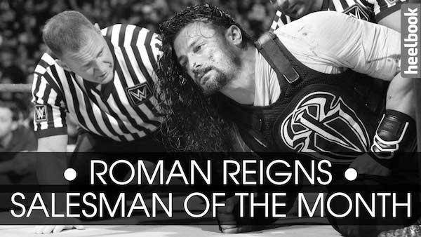 WWE Payback 2017 - Roman Award