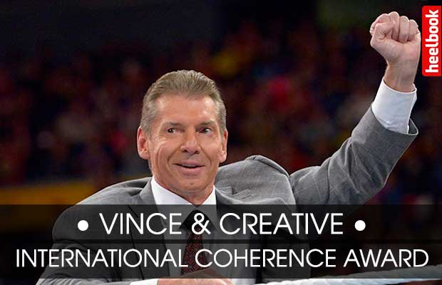 WWE Payback 2017 - Vince Award