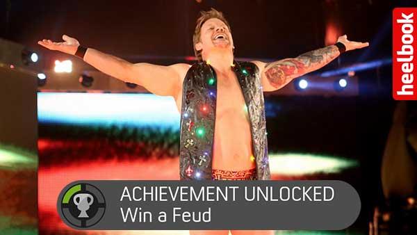 WWE Payback 2017 - Jericho Achievement