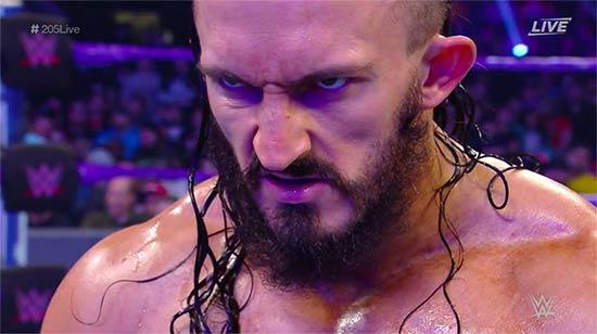 Neville looks pissed