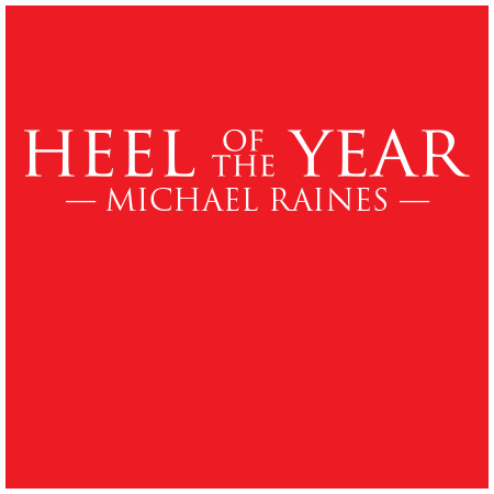 Heel of the year